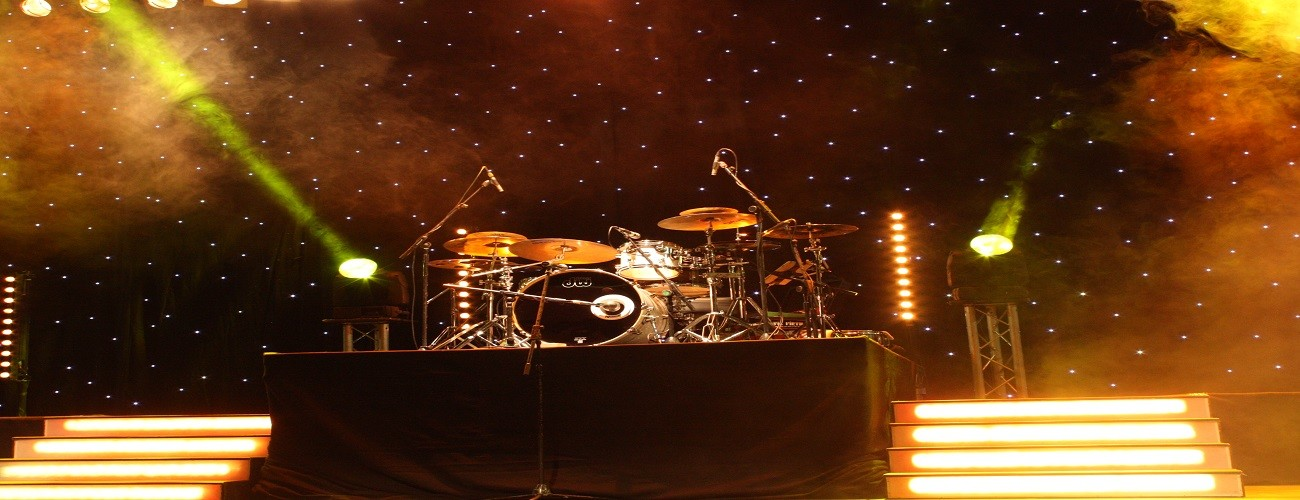 Stage hire london