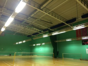 redbridge sports centre
